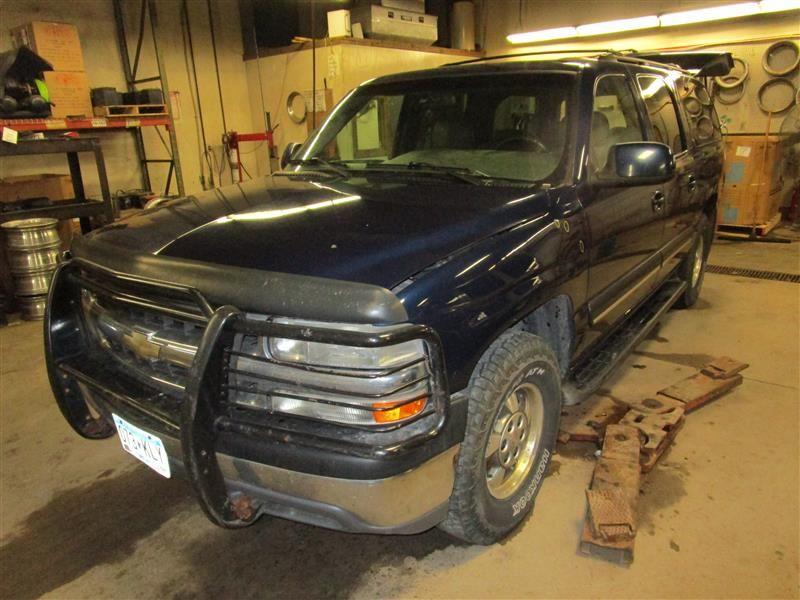 Used 2001 Chevrolet Truck Suburban 1500 Engine Accessories