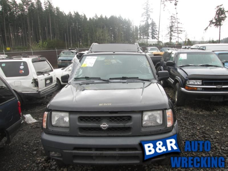 2000 nissan xterra air and fuel air flow meter 6 cyl 336 SE,3.3,4AT,4X4