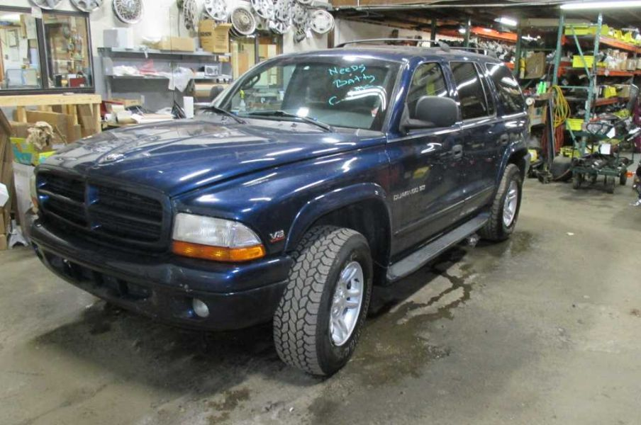 2000 dodge truck durango transmission transfer case assembly nv231 |  412 4.7,AT,4WD,6-00