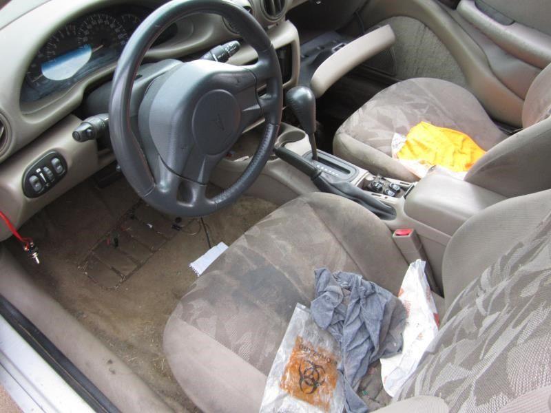 Used 2003 Pontiac Sunfire Interior Dash Panel Dash Panel Part 266