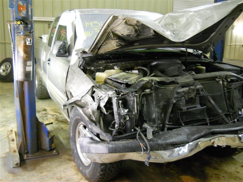 Used 2002 chevrolet truck silverado 1500 pickup engine oil for Who picks up used motor oil