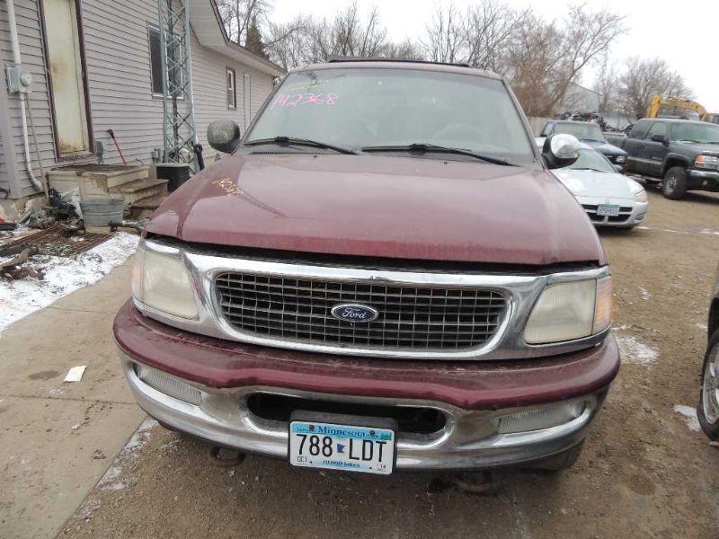 1997 ford truck ford f150 pickup engine accessories starter motor 8 280  4 6l   id f7uu 11000 aa |  604 TAG 09139
