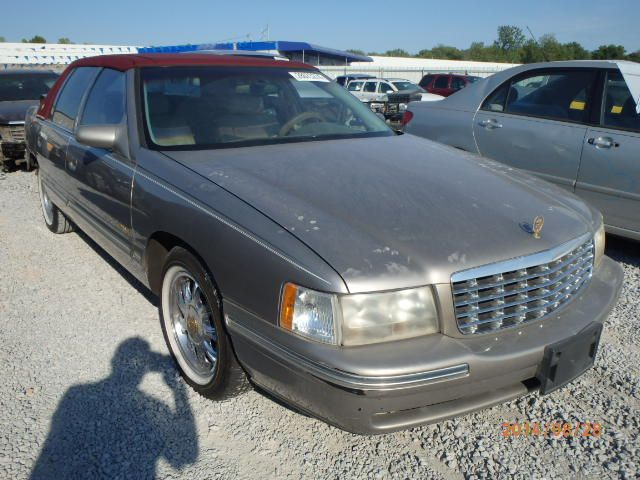 1999 cadillac deville lights headlamp assembly right  |  114 GD,