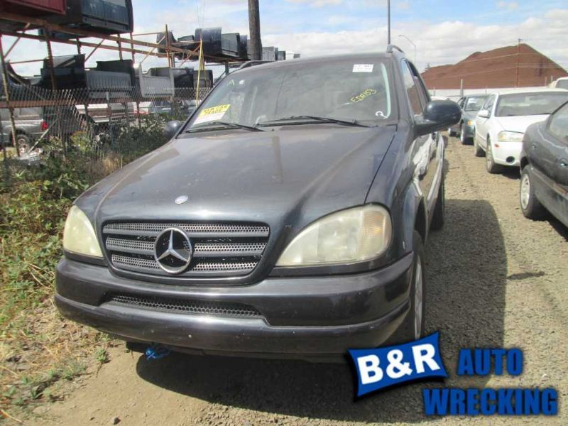2000 mercedes-benz ml320 front body bumper reinforcement  front 163 type   ml320 and ml430 and ml55  |  107 4DR,W/COVER