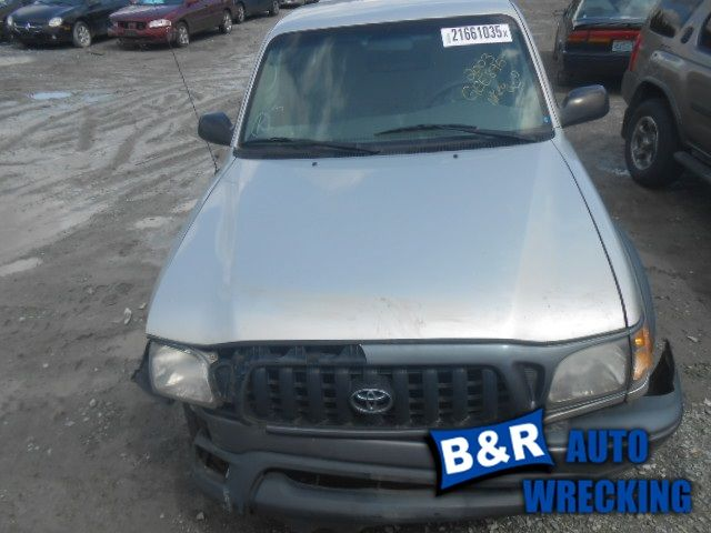 2002 toyota tacoma electrical chassis control module air bag  floor under ctr dash  591 2.7,5MT,AIRBAG