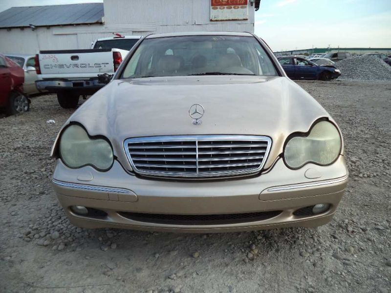 Used 2001 mercedes benz c240 air and fuel fuel pump 203 for Mercedes benz gas type