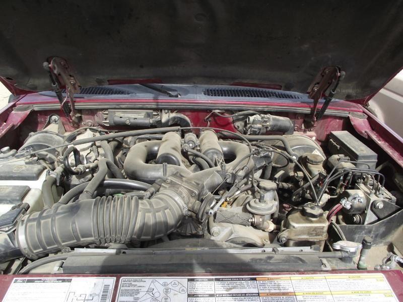 1997 ford explorer engine timing cover 6 245  4 0l   sohc |  308 4.0L