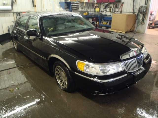 2001 lincoln linc town interior linc town seat front used auto parts hollanderparts. Black Bedroom Furniture Sets. Home Design Ideas