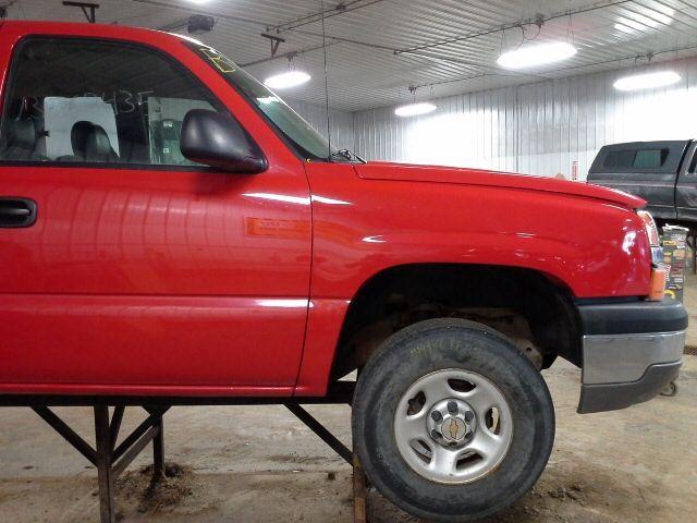Used 2004 Chevrolet Silverado 1500 Interior Seat Front Bucket A