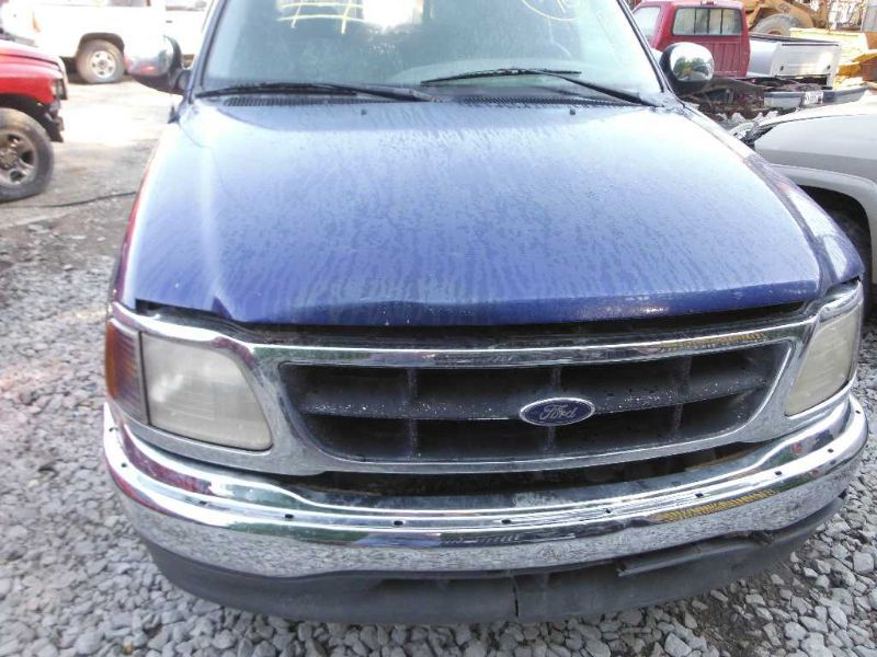 1997 ford truck ford f150 pickup front body radiator core support |  109 XLT,4.6L,AT,RWD,Factory