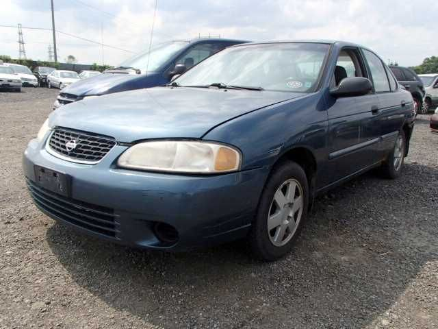 2000 nissan sentra engine-accessories sentra fuel pump |  323 BLU,1.8,AT