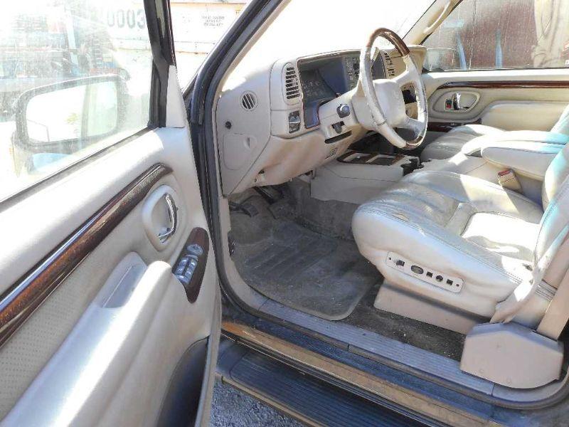 Used 1999 Cadillac Escalade Interior Escalade Seat Front Part 138