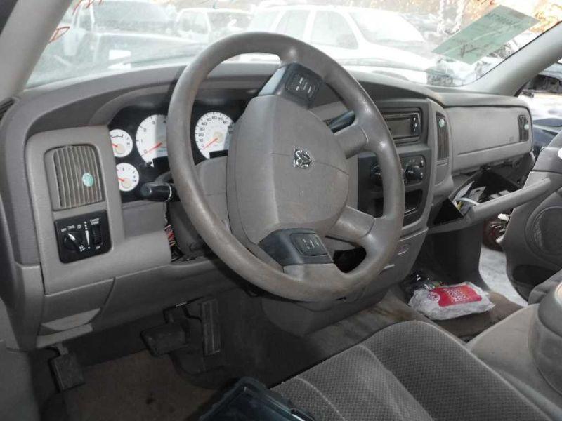 Used 2004 Dodge Truck Dodge 3500 Pickup Interior Seat Front L Lef