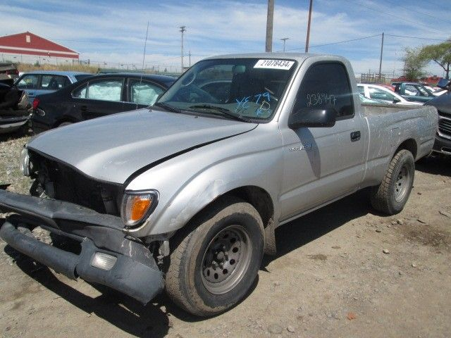 2002 toyota tacoma electrical chassis control module air bag   floor under ctr dash  |  591 AIRBAG