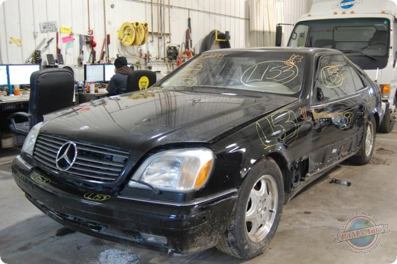 1998 mercedes-benz s500sel suspension-steering independent rear suspension assembly left 140 type  w o crossmember; s320 and s420 and s500 and s600 |  475 ASSY,LFT,LESS CALIPER AND SHOCK