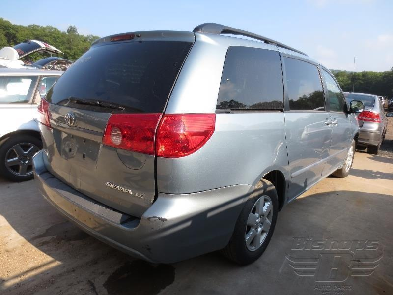 used 2008 toyota sienna suspension steering sienna strut. Black Bedroom Furniture Sets. Home Design Ideas