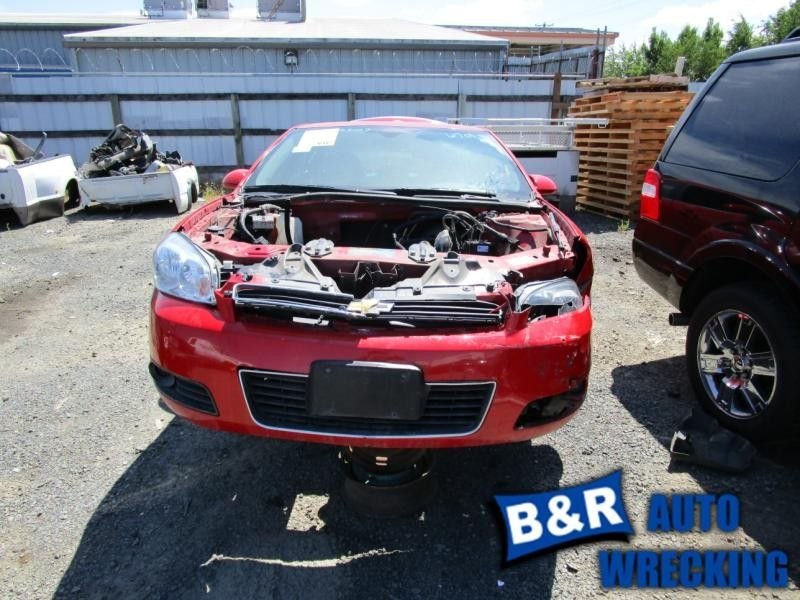 2006 chevrolet impala rear-body impala quarter panel assembly 160 RH,4DR,RED,LT,5P2,6P1