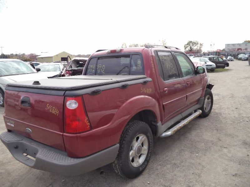 Used 2001 ford truck explorer sport trac rear body quarter for 2001 ford explorer sport trac rear window problem