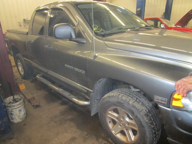 2005 Dodge Truck Dodge 2500 Pickup Interior 210 Front Seat Belts