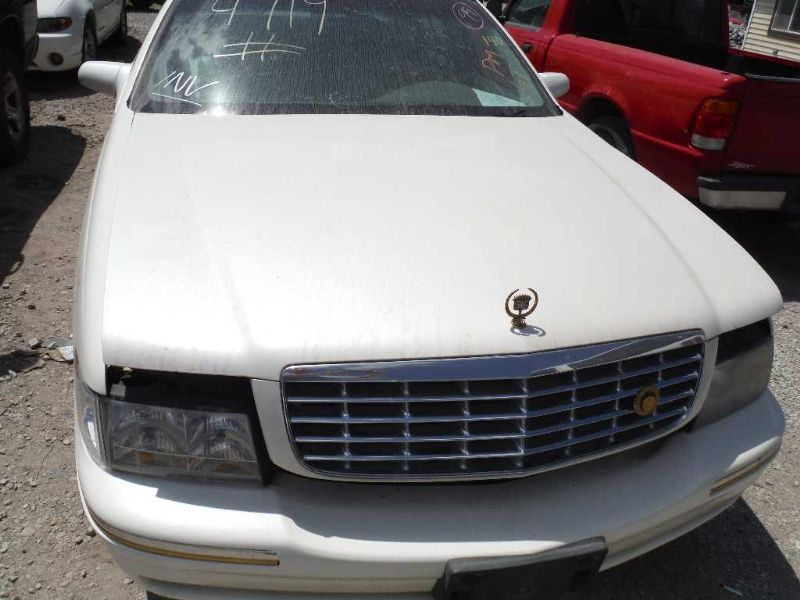 1999 cadillac deville lights headlamp assembly right  |  114 4.6L,4DR,FWD,AT,