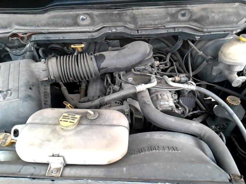 2004 Dodge Truck Dodge 3500 Pickup Interior 202 Seat Front 202 0