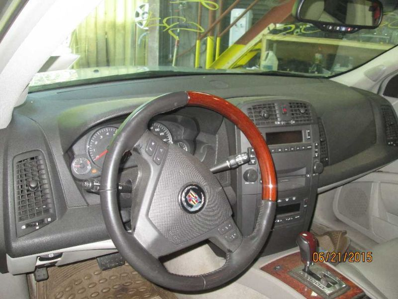 Saw Mill Auto Wreckers >> 2005 Cadillac Srx Cooling And Heating 674 Radiator-condenser-fan-