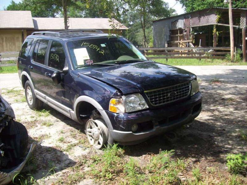 2001 ford explorer suspension-steering explorer spindle knuckle front 515 LH,8-02,COL,2 DR (SPORT PACKAGE), 4