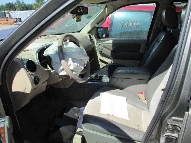Used 2006 Ford Explorer Sport Trac Interior Sun Visor L Left Sunr