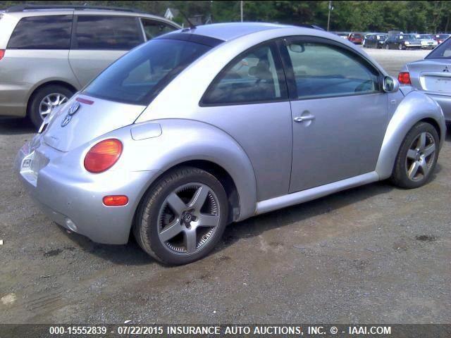 2001 volkswagen beetle front body 109 radiator core - 2001 volkswagen beetle interior parts ...