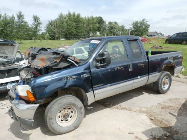 2001 ford ford f550sd pickup electrical chassis control module multifunction  lower lh of dash  4x4 id f81b 14b205 fb 591 CK ID,7.3,AT,4x4