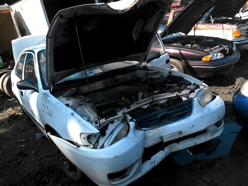 2002 Toyota Corolla Interior Corolla Speedometer Head Cluster Part 257 61537c Used Auto Parts