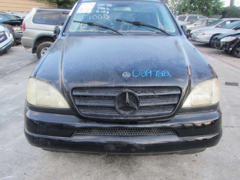2001 mercedes benz ml320 rear body 170 decklid tailgate for Mercedes benz 2001 ml320 parts