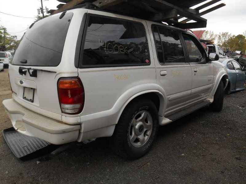 Used 1999 Ford Truck Explorer Rear Body Bumper Assembly ...