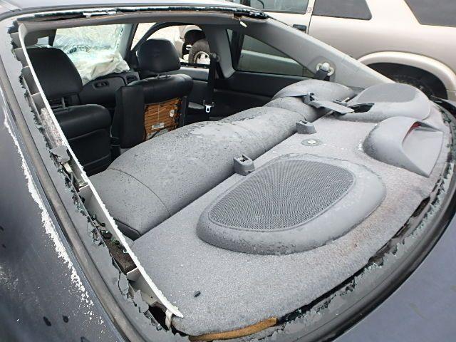 2000 Honda Accord Interior 202 Seat Front 202 52077bl Left Cpe