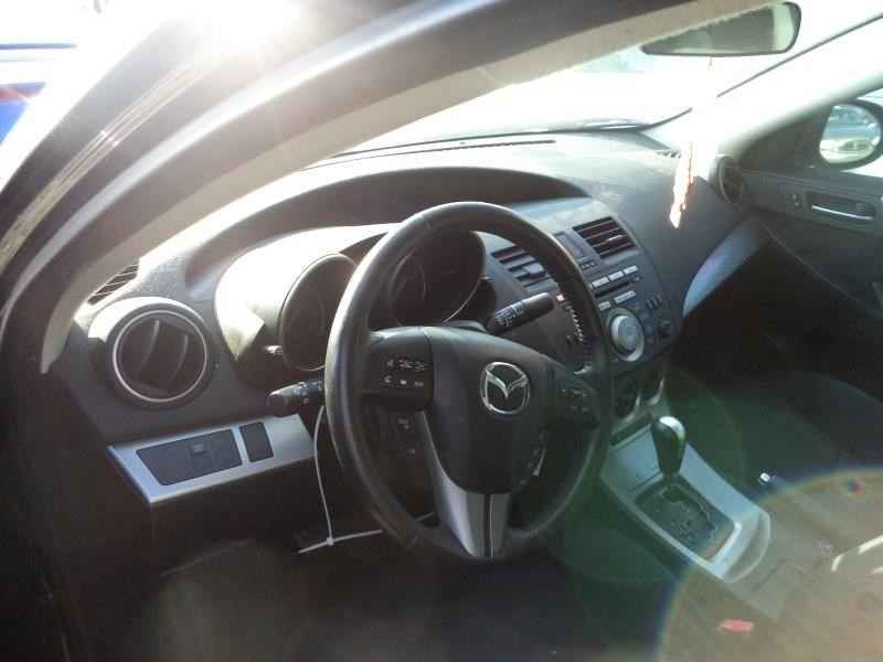 Used 2010 Mazda 3 Interior Interior Rear View Mirror Manual Dimmi