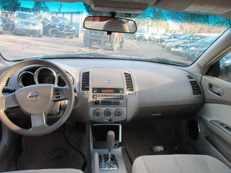 Used 2005 Nissan Altima Interior Dash Panel Dash Panel Part 21135