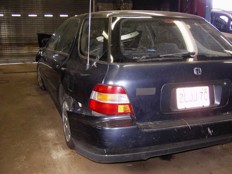 Used 1997 Honda Accord Interior Speedometer Head Cluster Cluster