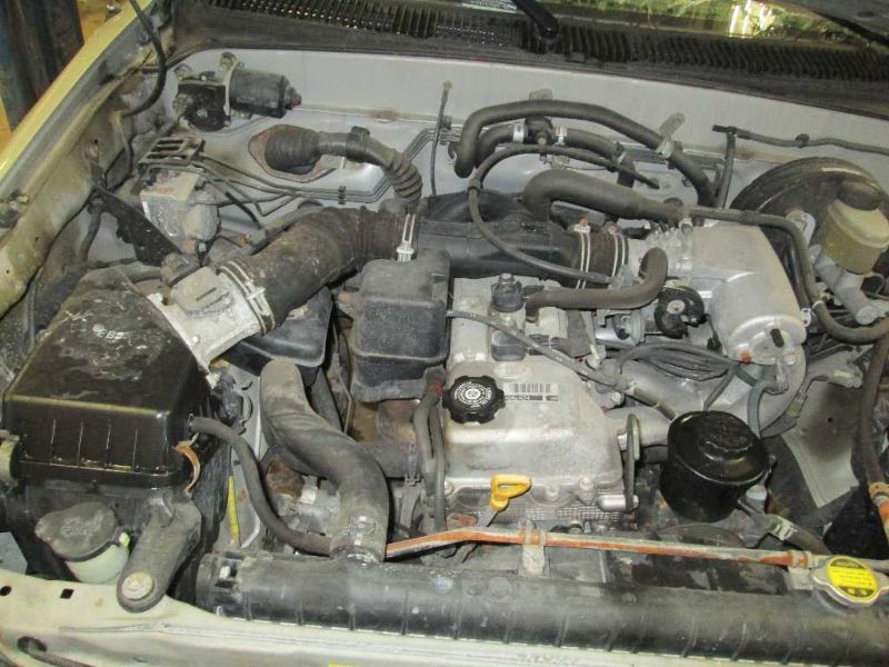 2002 toyota tacoma electrical chassis control module air bag   floor under ctr dash  |  591 AIRBAG, (FLOOR UNDER CENTER DASH)