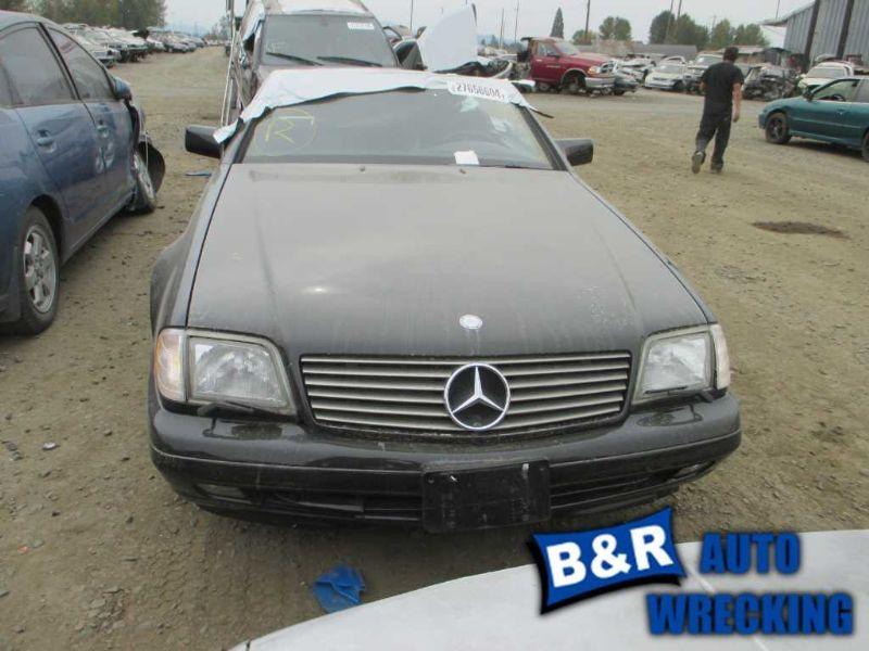 1995 Mercedes Benz S420 Electrical Chassis Control Module