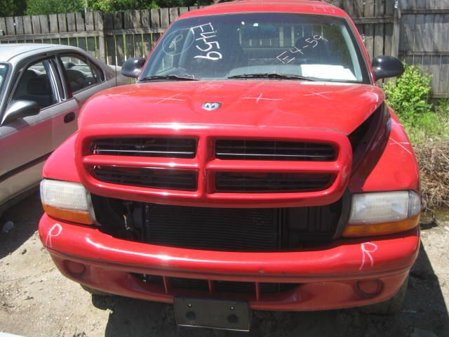 1998 dodge truck dakota suspension-steering dakota spindle knuckle  front |  515