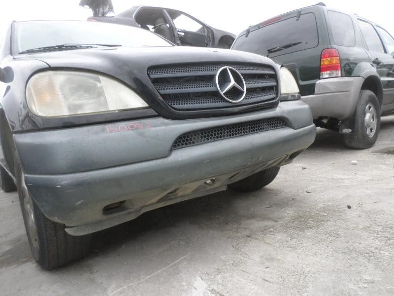 1999 mercedes benz ml320 rear body 190 bumper assembly for Mercedes benz 1999 ml320