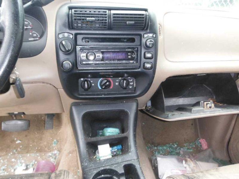1999 Ford Truck Explorer Interior 267 Interior Rear View Mirror 2