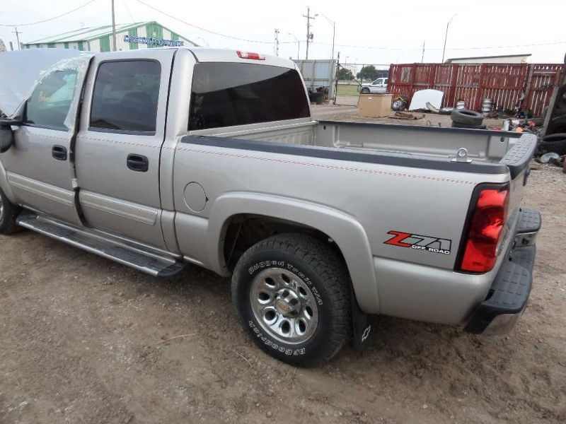2005 chevrolet truck silverado 1500 pickup axle drive shaft rear 4x4 143 5 wb extended cab. Black Bedroom Furniture Sets. Home Design Ideas