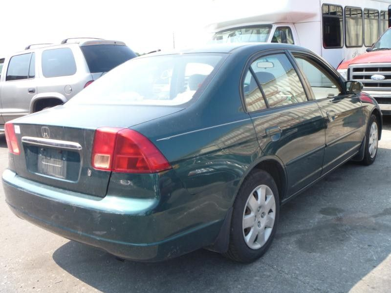 used 2002 honda civic engine accessories fuel injection parts fue. Black Bedroom Furniture Sets. Home Design Ideas