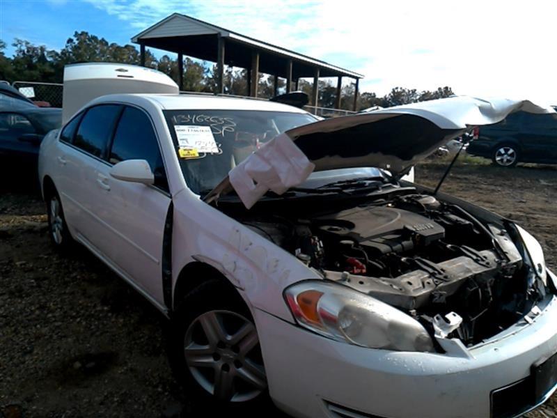 2006 chevrolet impala rear-body impala quarter panel assembly 160 000,RH,WHT,4DR,11/05