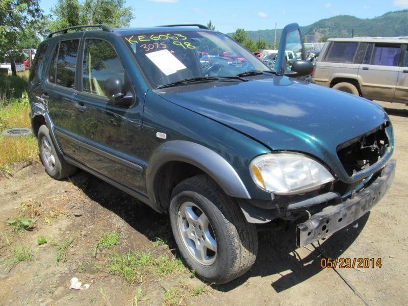 1998 mercedes benz ml320 rear body 190 bumper assembly for 1998 mercedes benz ml320