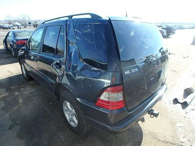 Used 2000 mercedes benz ml320 glass and mirrors door vent for Parkway motors inc springfield il