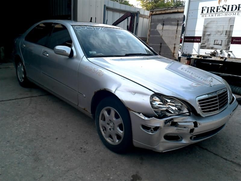 2002 Mercedes Benz S430 Price Of Used 2002 Mercedes Benz S430 Suspension Steering Upper