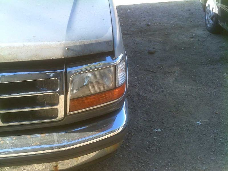 1995 ford truck ford f150 pickup electrical alternator 6 300  4 9l   95 amp 601