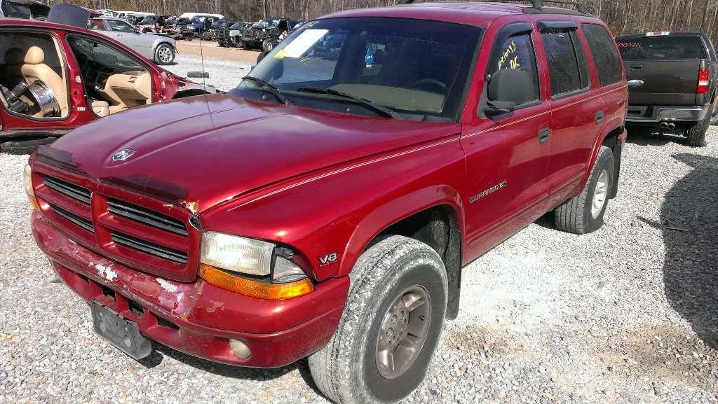 1998 dodge truck dakota suspension-steering dakota spindle knuckle  front 515 4x4,5.9,SLT